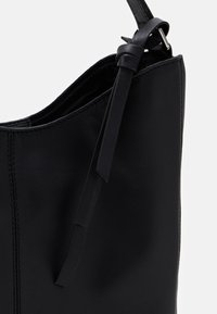 Zign - LEATHER - Handbag - black - 3
