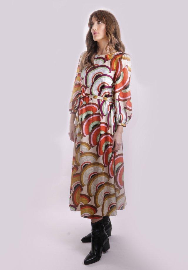 Maxi dress - multicoloured