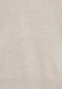 Fransa - ZUBASIC - Jumper - beige melange - 5