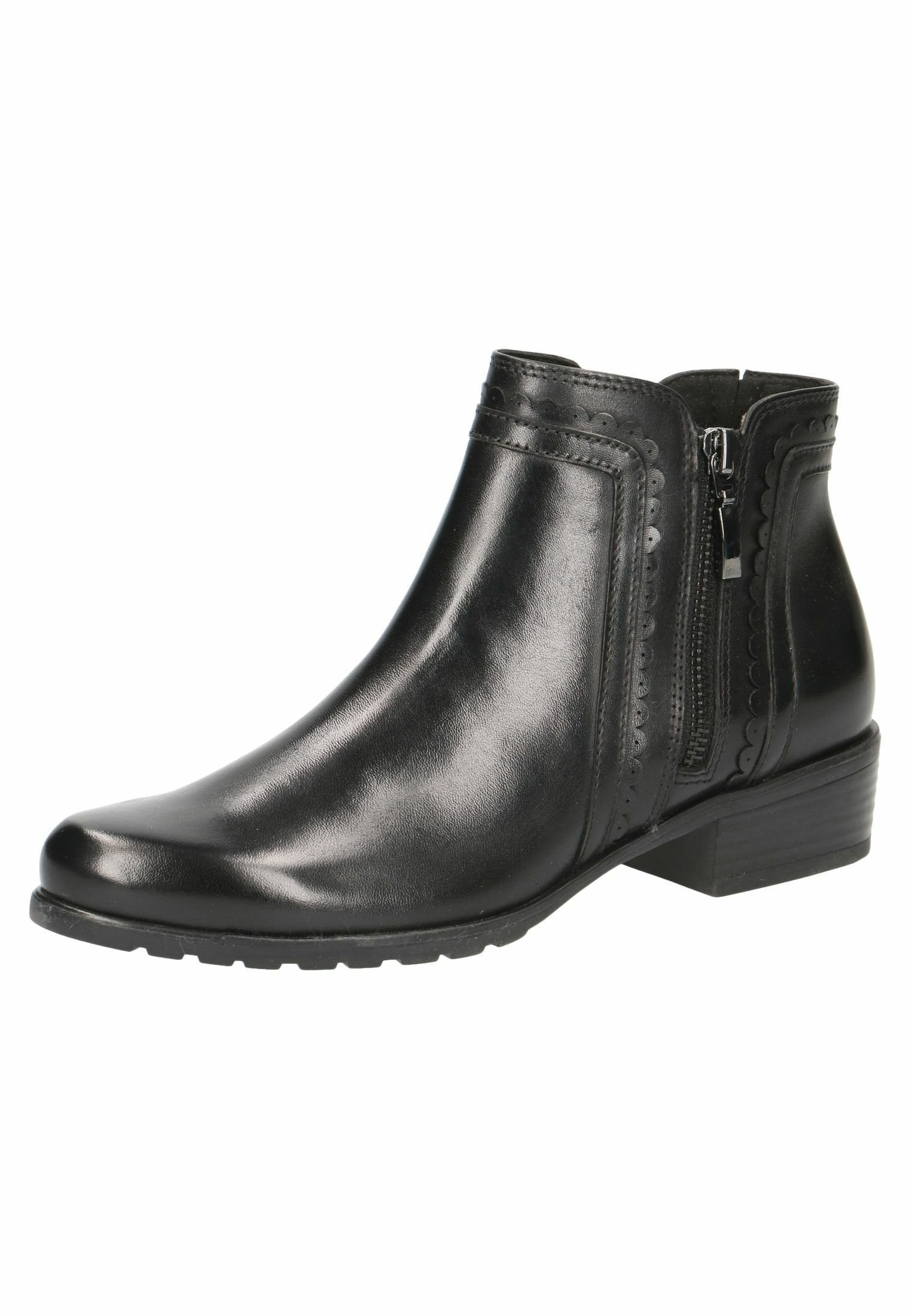 Caprice Ankle Boot black nappa/schwarz