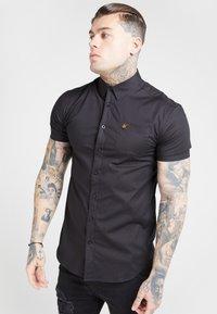 SIKSILK - SMART SHIRT - Camicia - black - 4