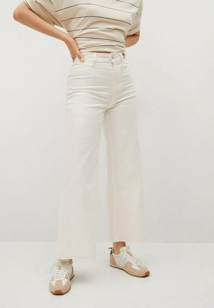 Flared Jeans - blanc