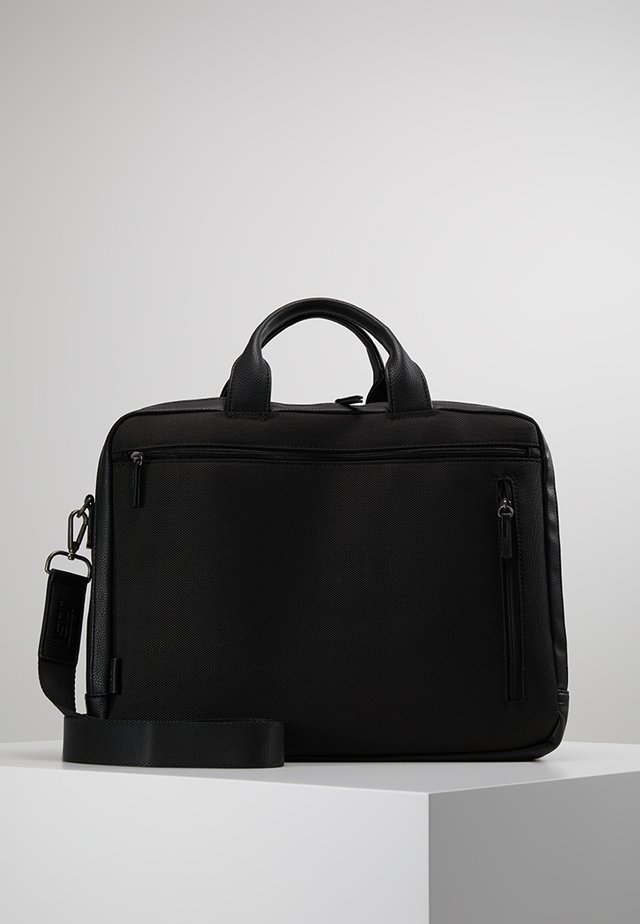 BUSINESS BAG - Mallette - black