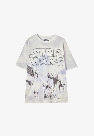 STAR WARS - Print T-shirt - white