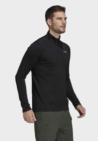 adidas Performance - Soft shell jacket - black - 3
