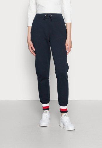 HERITAGE PANTS - Pantalon de survêtement - midnight