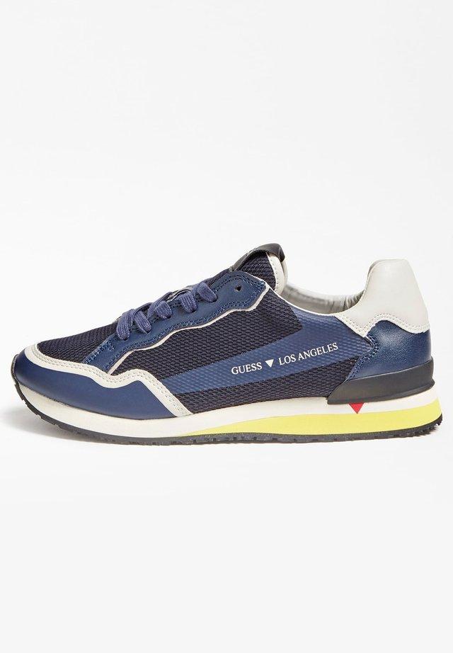 GENOVA - Sneaker low - bleu