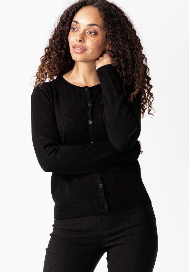 ENYA - Cardigan - black