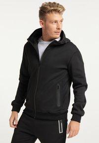 Mo - Zip-up hoodie - schwarz schwarz - 0
