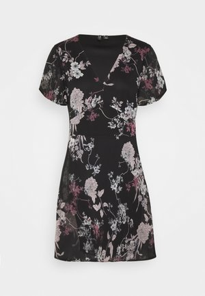VMKATINKA SHORT DRESS - Kjole - black