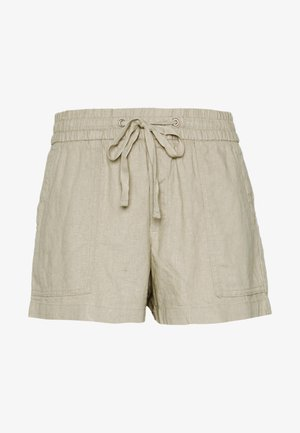 PULL ON UTILITY SOLID - Kraťasy - sand caked khaki