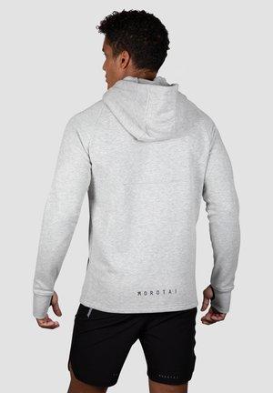 NEOTECH FULL - Zip-up hoodie - hellgrau