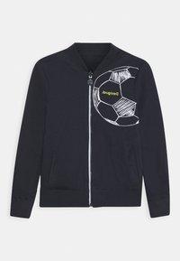 Desigual - MAQUIAVELO - Zip-up hoodie - blue - 1
