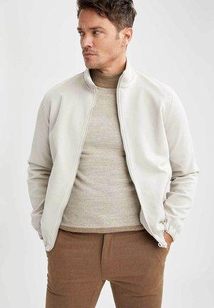 REGULAR FIT  - Summer jacket - grey