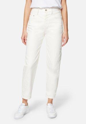 Straight leg jeans - off-white gold icon