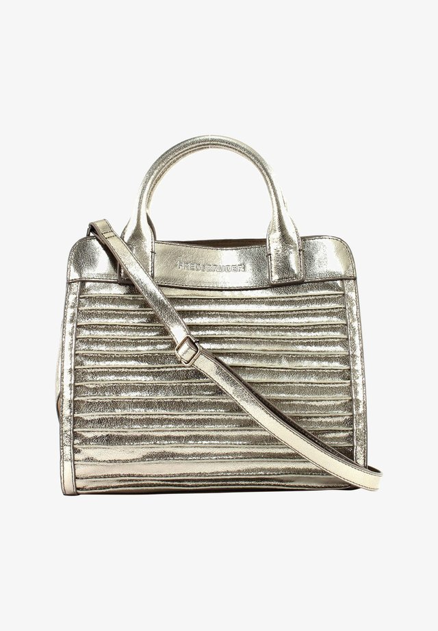 Handbag - bronze