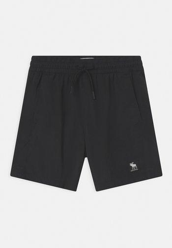 HYBRID - Swimming shorts - black