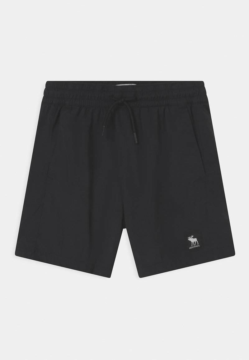 Abercrombie & Fitch - HYBRID - Swimming shorts - black