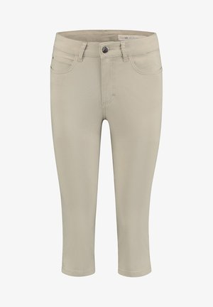 Slim fit jeans - sandy taupe