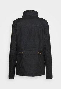 Barbour International - DELTA - Summer jacket - black - 1