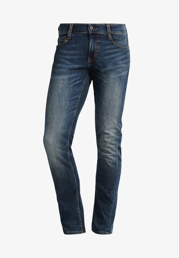 OREGON TAPERED - Slim fit jeans - stone washed