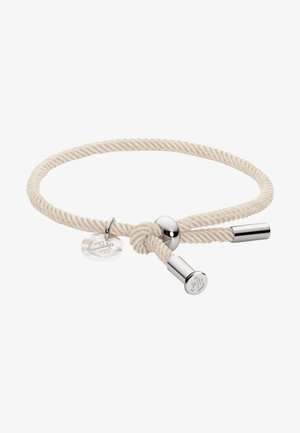 Bracelet - sand/silber