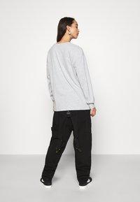 Even&Odd - Long sleeved top - light grey - 2