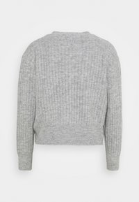 New Look Petite - CARDIGAN - Kardigan - mid grey - 1