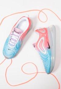 Nike Sportswear - AIR MAX  - Sneakers laag - lava glow/black/blue fury - 8