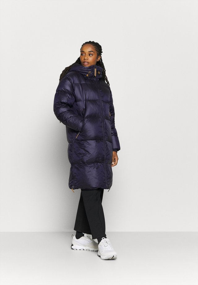 ANDALE - Down coat - dark blue