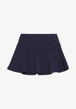 SCOOTER BOTTOMS SKIRT - Falda acampanada - french navy