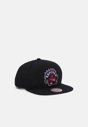 NBA TORONTO RAPTORS SOLID SNAPBACK - Cap - black