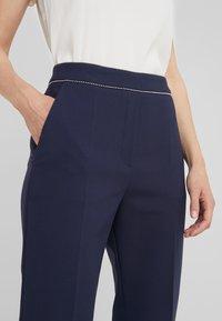 HUGO - HINDIA - Trousers - open blue - 5