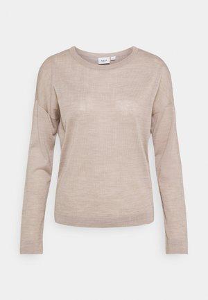 DARCY - Stickad tröja - atmos melange