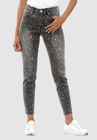 Laura Kent - Slim fit jeans - black - 0