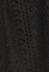 Vero Moda - VMOLEA SHORT SKIRT - A-line skjørt - black - 2