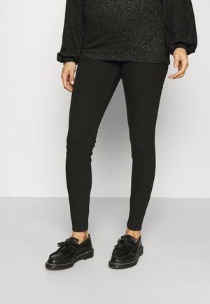 MLAMY SKINNY - Jeans Skinny Fit - black denim