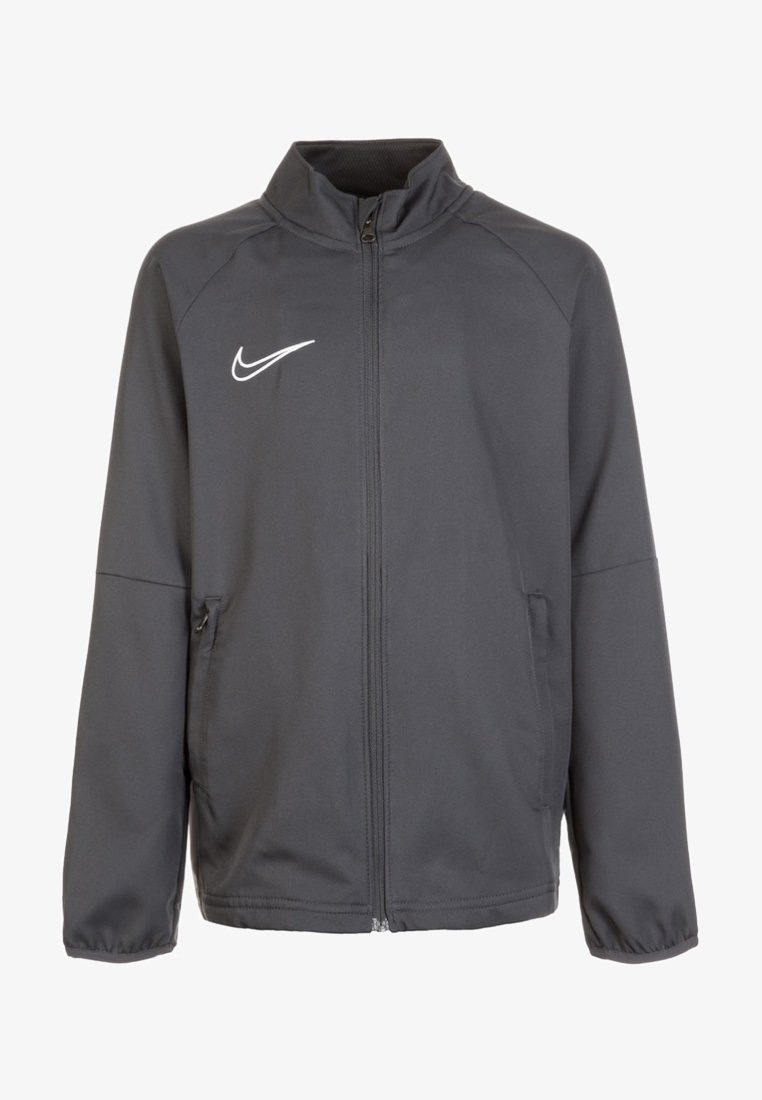 Nike Performance - DRY ACADEMY - Training jacket - anthracite/white