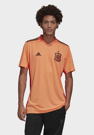 SPAIN GOALKEEPER JERSEY - National team wear - orange