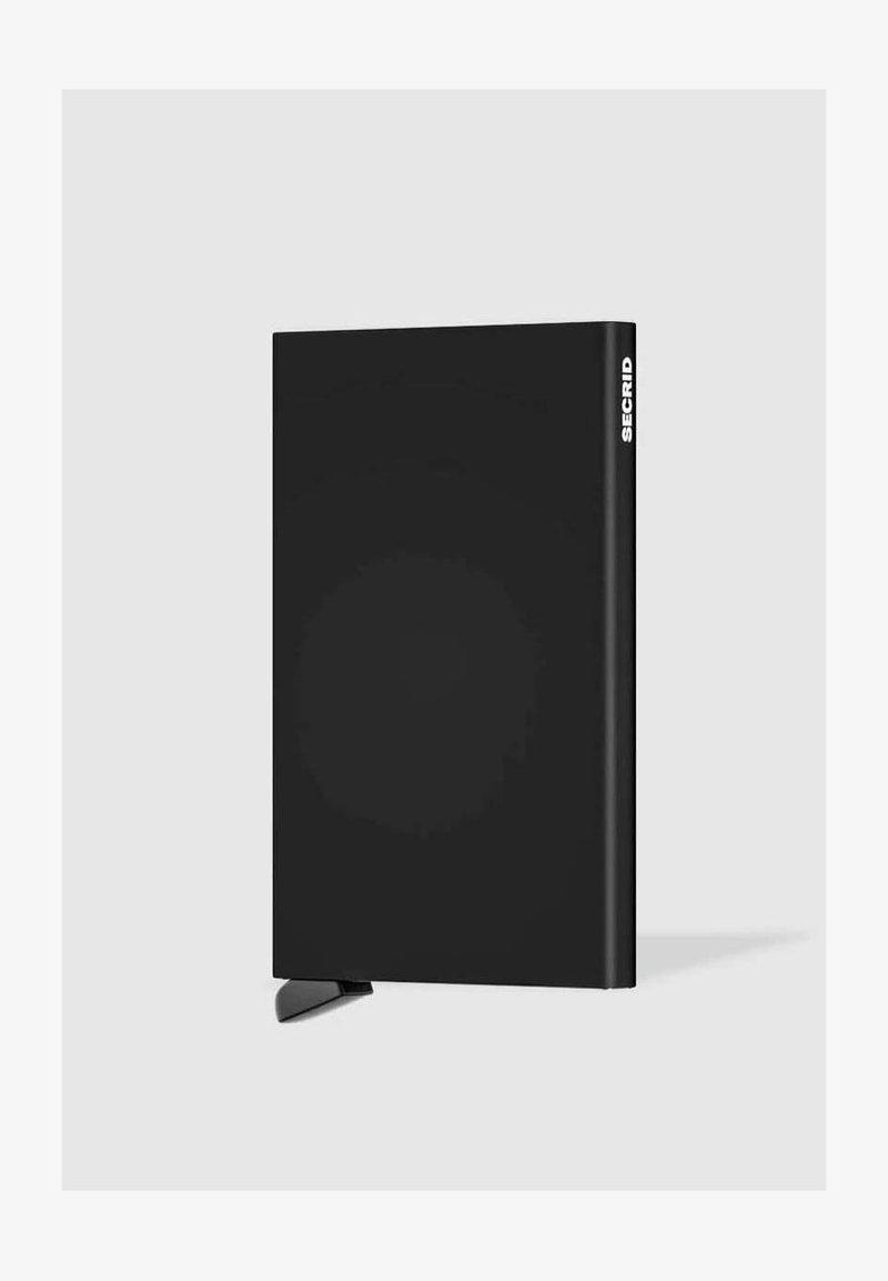 Secrid - Business card holder - black