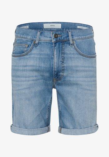 STYLE CHRIS B - Denim shorts - vintage blue used