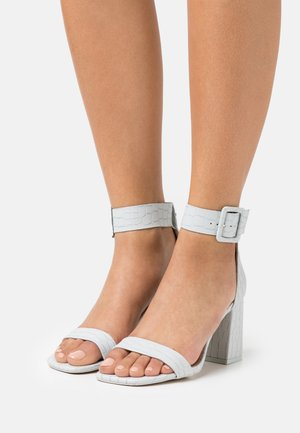 ELENNA - Sandals - light blue