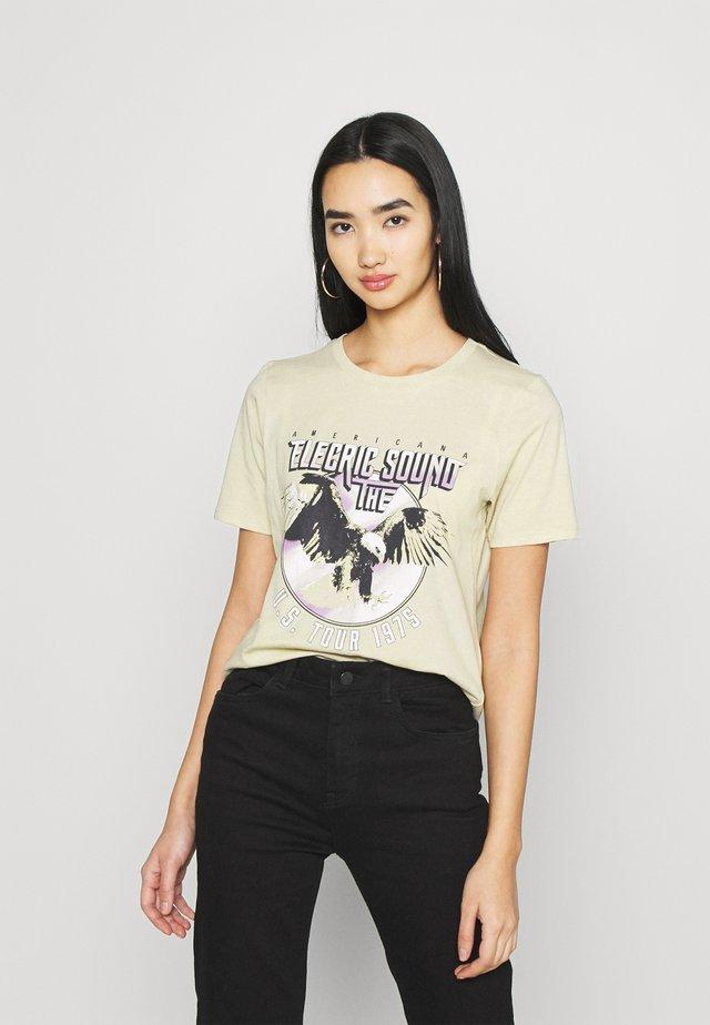 IDA TEE - T-shirt print - electric sound