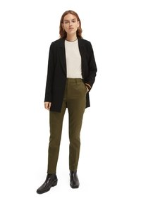 Scotch & Soda - BELL STRUCTURED - Chino - military - 1