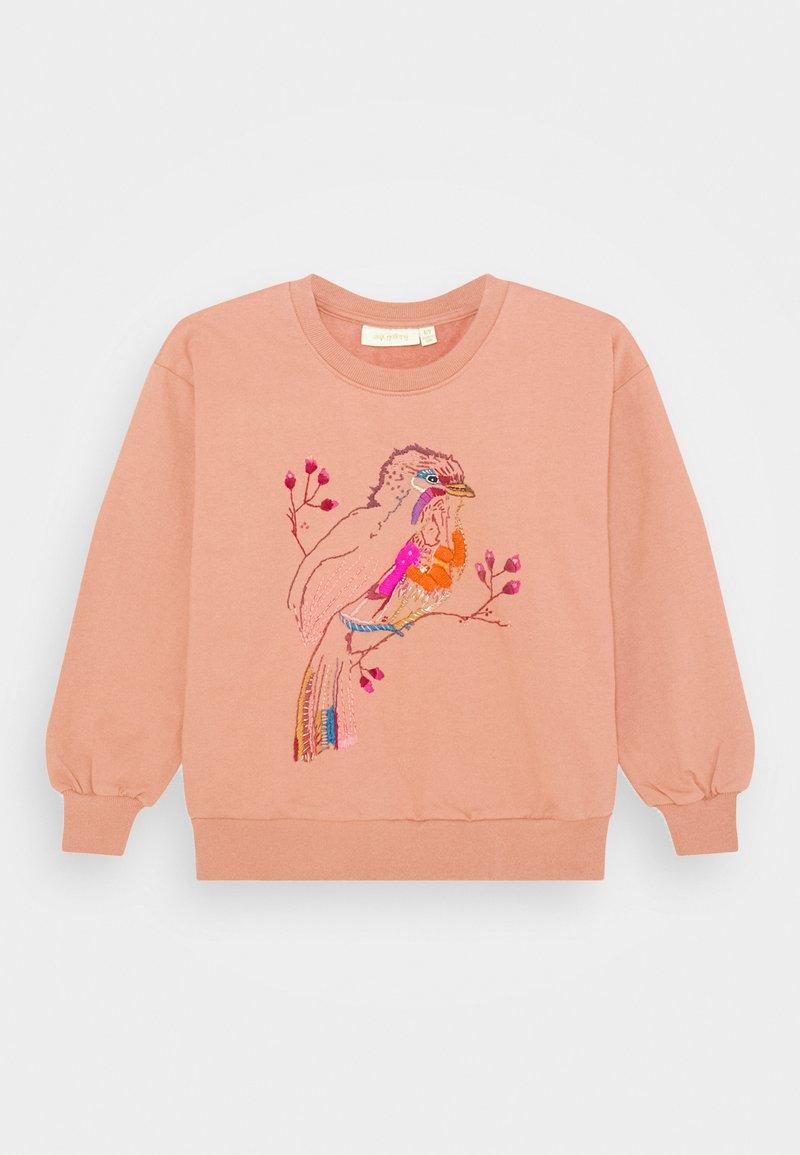 Soft Gallery - ELESSE - Sweatshirt - rose dawn