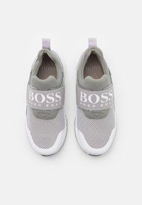 BOSS - TRAINERS - Tenisky - medium grey - 3