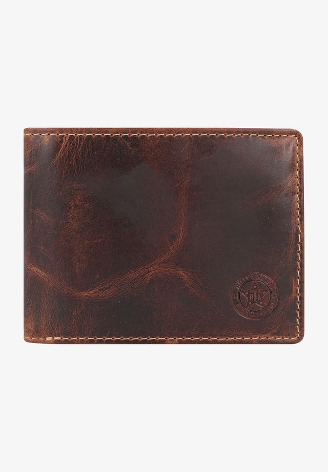 RFID  - Wallet - brown
