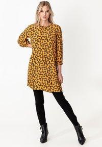 Indiska - TILDA - Day dress - mustard yellow - 2