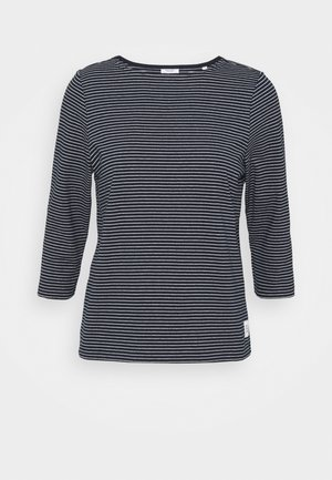 STRIPE - Camiseta de manga larga - scandinavian blue