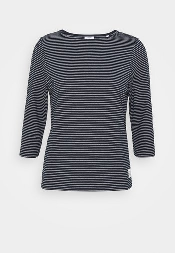 STRIPE - Long sleeved top - scandinavian blue